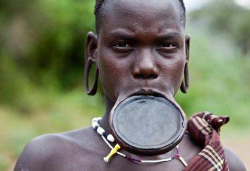 Co ona jest, afrykańska piękna dziewczyna?