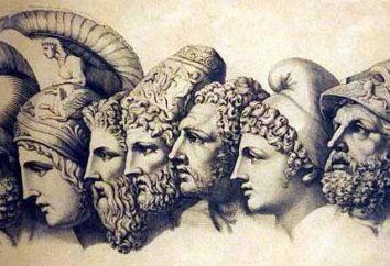 Co to jest mitologia. Mitologia starożytnej, antyczny, Roman, starogrecki