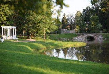 Marino – Villa Stroganoff in Tosno Bezirk Leningrad Region. Das Familiengut des Stroganow-Golizyn