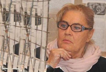 Olga Trifonova: breve biografia, libri