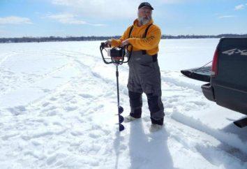 Ledobury rybackiej: opinie, marki, rozmiaru, wyborem. zimowe połowów
