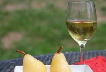 vinho Pear em casa – simples e delicioso