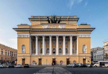 Teatr Aleksandryjski: historia, zdjęcia, opinie