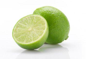 Fruit Lime. Przydatne właściwości wapna. Ponieważ istnieje wapno