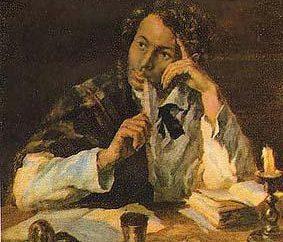"""A. S. Pushkin, """"Il cavaliere di bronzo"""": la storia della creazione della poesia"""