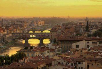 Urlaub in der Toskana (Italien). Toskana Sehenswürdigkeiten, Berichte über den Rest, Foto