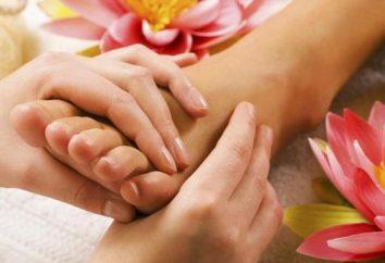 Fußmassage. Altorientalistik Gesundheit Geheimnisse