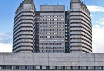 Centrum Onkologii w Kashirke, Moskwa