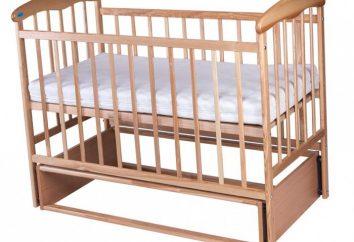 Wymiary łóżeczek niemowlęcych. Małe łóżka dla niemowląt