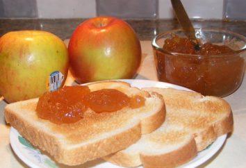 Jam fait à partir de pommes « korichnevka ». confiture d'Apple: une étape recette pas à pas