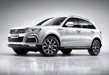 Auto Zotye T600: avis des propriétaires