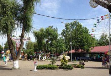 """Park """"Sunny Island"""" (Krasnodar) – il posto migliore per il tempo libero"""