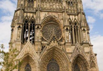 Cattedrale di Reims in Francia: fotografia, stile e storia. Che cosa è interessante la cattedrale di Rheims?