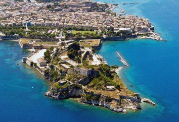 Corfù, Grecia: foto e le descrizioni di attrazioni, tour, recensioni