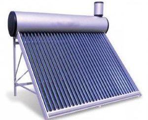 Solare di acqua calda, il loro principio di funzionamento.
