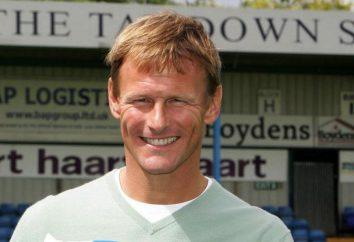Futbolista Teddy Sheringham