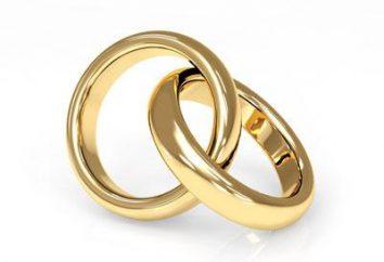 Czy przed ślubem można założyć pierścionki zaręczynowe? Znaki ślubne dla panny młodej