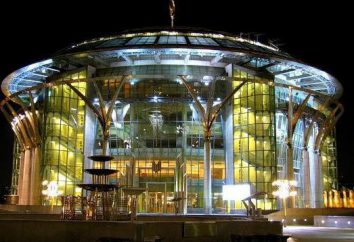 International House of Music Moskwa: adres, zdjęcia. Jazda Svetlanov Hall Międzynarodowego Domu Muzyki