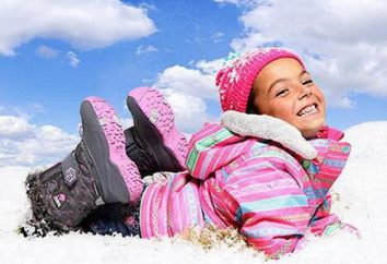 """Snoubutsy """"Kotofey"""": recensioni. scarpe invernali per bambini"""