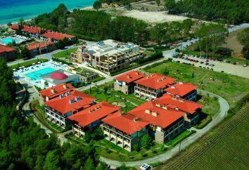 Simantro Beach Hotel 4 * Hotel (Grecja / Halkidiki): recenzje, opisy, numery i opinie