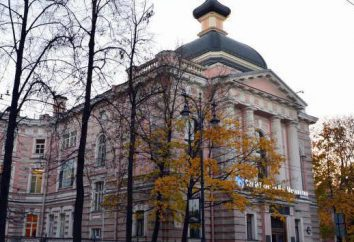 Petersburg Akademia Medyczna Kształcenia Podyplomowego: historia, wydziały. Rektor MAPY – Otari Givievich Khurtsilava