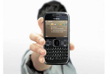 Nokia E72 teléfonos inteligentes: Las especificaciones y Comentarios