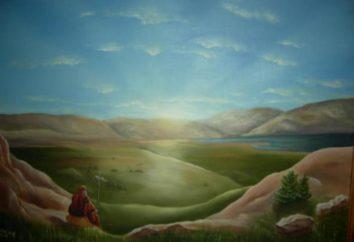 """""""Promised Land"""": wartość phraseologism, jego pochodzenie"""