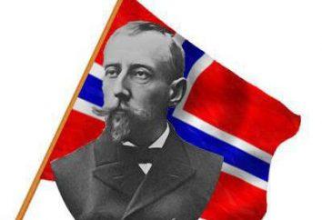 A descoberta do Pólo Sul. Roald Amundsen e Robert Scott. estações de pesquisa na Antártida