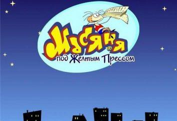 """""""Masyanya sotto la pressa gialla"""": il gioco di passaggio. """"Masyanya sotto la pressa gialla"""": chiave"""
