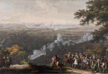 Matka Połtawa bitwa – bitwa w Lesie. Piotr Wielki Victory