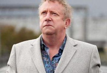 Mark Williams – Inglês ator, escritor, radialista e pesquisador