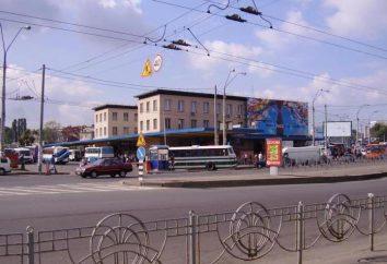 Transport Kijów, Central Bus Station