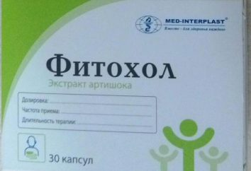 """""""Fitohol"""": instruções para o uso de tablets"""