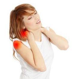 Nackenschmerzen, steifer Hals