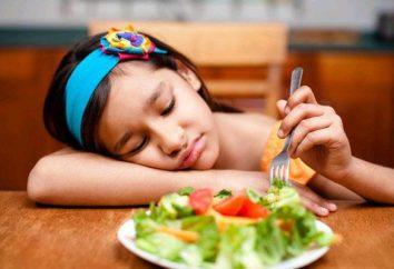 Cómo aumentar el apetito en los niños: alimentos, medicamentos, vitaminas y recomendaciones