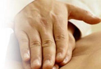 Co jest Visceral chiropraktyka? Visceral chiropraktyka medycyna w starym rosyjskim