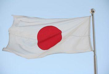 Drapeau du Japon: la guerre impériale. Histoire du drapeau du Japon