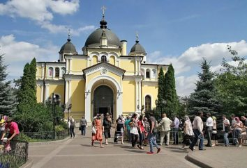 Monastero Pokrovsky. Stauropegic Pokrovsky convento (foto)