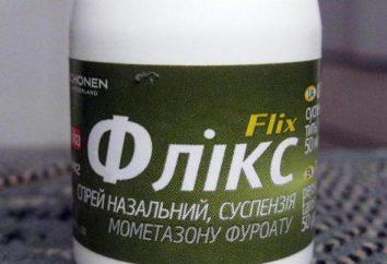 """""""Flix"""" (spray): instrukcje, analogi, opinie"""