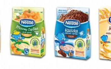 """Gachas """"Nestlé"""": comentarios de los clientes. Tipos y gama de gachas """"Nestlé"""""""