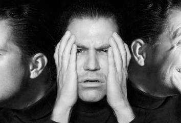 Chaotyczne Schizofrenia: objawy i leczenie