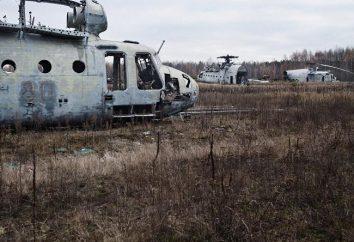 Montes de Chernobyl: zona de exclusão de resíduos radioactivos