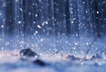 Regnet es Eine Traumdeutung kann helfen
