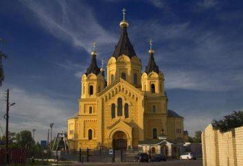 Alexander-Newski-Kathedrale Novoyarmarochny: Geschichte und Beschreibung