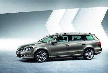 """Nowy """"Volkswagen"""" modele B7 wszechstronny człowiek"""