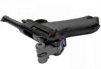 "Luger ""Parabellum"" – pistolet pneumatyczny"