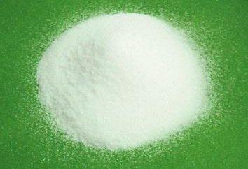 acides tartriques: formule, des propriétés, de la préparation