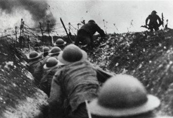 Front Zachodni pierwszej wojny światowej: walka