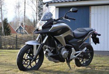 Honda NC700X: dane techniczne i opinie