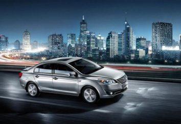 Lifan Cebrium – tudo sobre um orçamento, mas atraente carro chinês